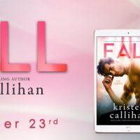 Cover Reveal: Fall by Kristen Callihan
