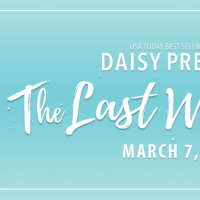 Cover Reveal: The Last Wingman by Daisy Prescott