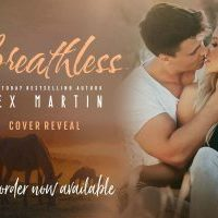 Cover Reveal: Breathless by Lex Martin