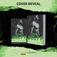 Cover Reveal: The Bluff by Willa Nash