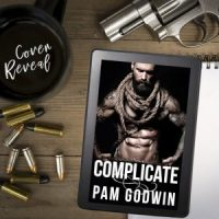 Cover Reveal: Complicate by Pam Godwin