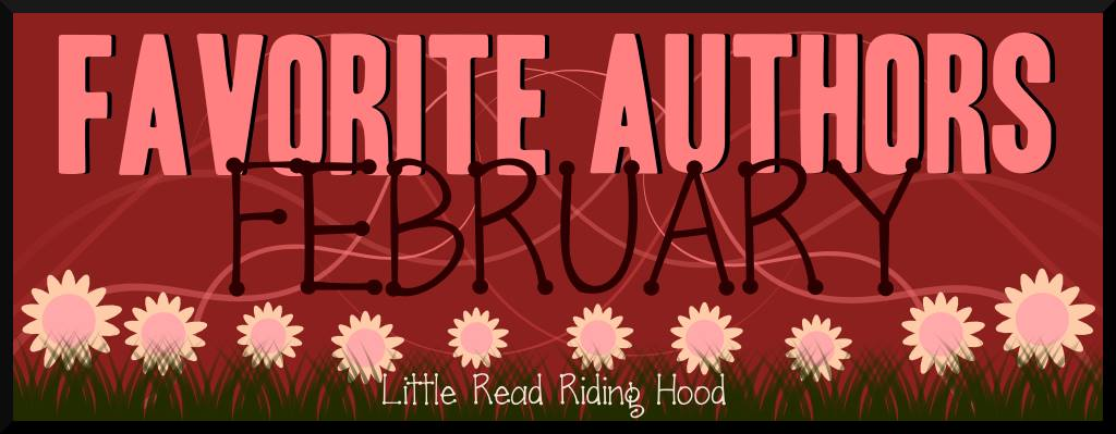 Favorite Authors February