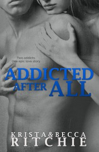 Addicted After All Official Cover