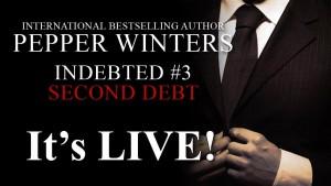 second debt it's live