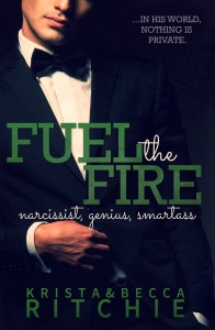 Fuel the Fire Cover