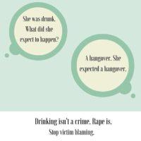 Stop Blaming The Victim
