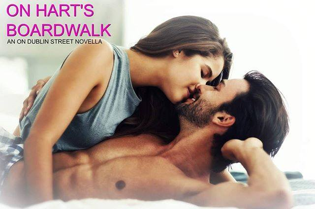New Release & Review: On Hart's Boardwalk by Samantha Young #Excerpt