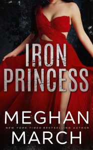 Release Blitz: Iron Princess by Meghan March