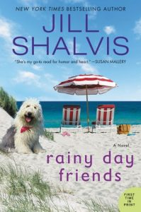 New Release & Review: Rainy Day Friends by Jill Shalvis