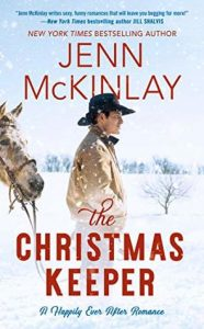 New Release & Review: The Christmas Keeper by Jenn McKinlay