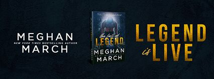 Blog Tour: The Fall of Legend by Meghan March with Review